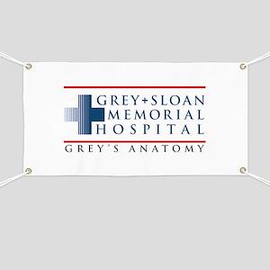 Grey Sloan Memorial Hospital Banner
