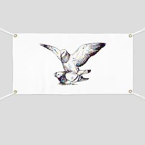 Pigeon Love Banner