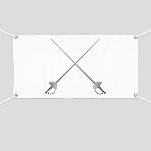 Rapier Swords Banner
