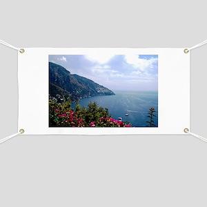 Amalfi Coast, Italy Banner