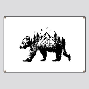 Bear Woods Banner