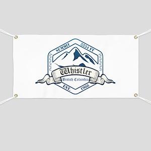 Whistler Ski Resort British Columbia Banner