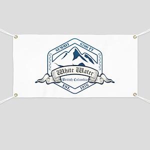 White Water Ski Resort British Columbia Banner