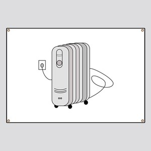 Electric Heater Banner