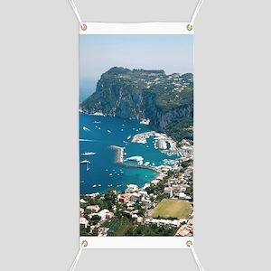 Italy, Capri  Banner