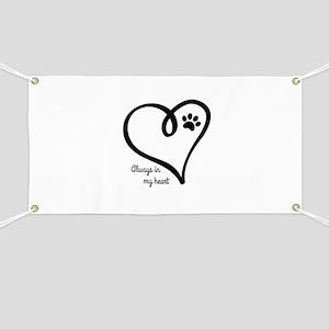 Always in my Heart Banner