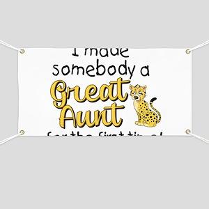 great aunt Banner