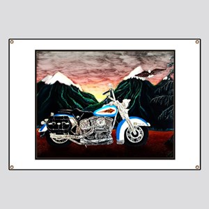 Motorcycle Dream Banner