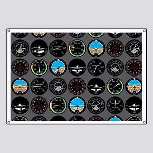 Flight Instruments Banner