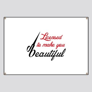 MAKE YOU BEAUTIFUL Banner