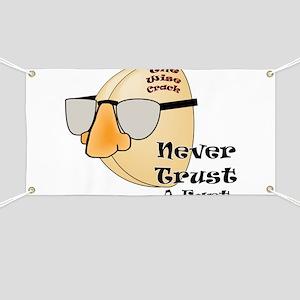 Trust A Fart Banner