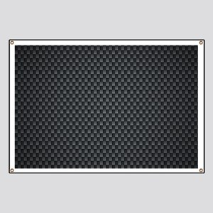 Carbon Mesh Pattern Banner