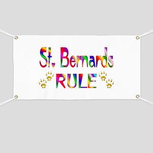 St. Bernard Banner