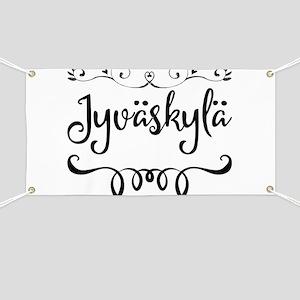 Jyväskylä Banner