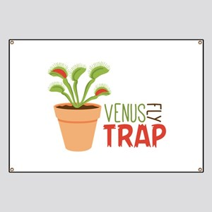 VENUS FLY TRAP Banner