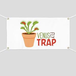 VENUS FLY TRAP Banner