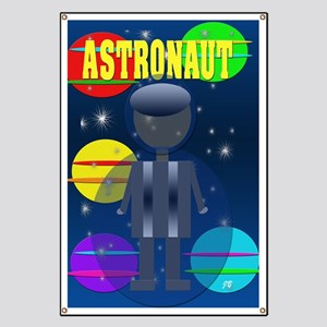 Astronaut Banner