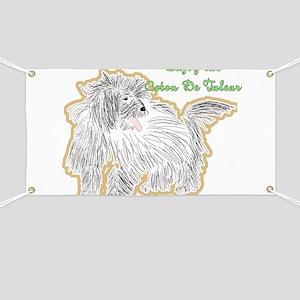 Coton de Tulear Banner