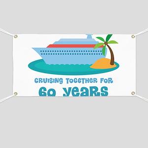 60th Anniversary Cruise Banner