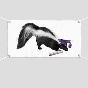 Skunk Grad Banner