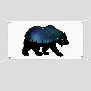 BEAR SKIES Banner