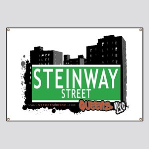 STEINWAY STREET, QUEENS, NYC Banner