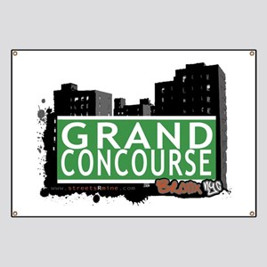 Grand Concourse, Bronx, NYC Banner