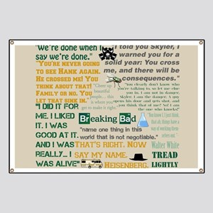 Walter Quotes - Breaking Bad Banner