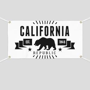 California Republic Banner