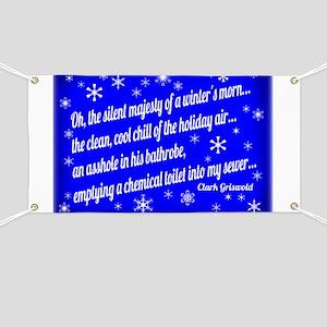 Winter Morning Banner