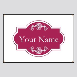 Add Your Name Banner
