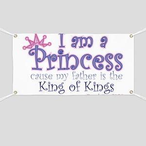 I am a Princess Banner