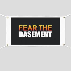 Fear the Basement Banner