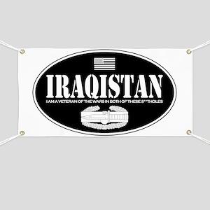 Iraqistan CAB Banner
