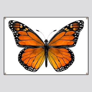Monarch Butterfly Banner