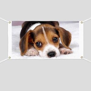 Cute Puppy Banner