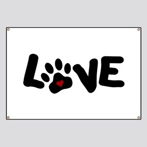 Love (Pets) Banner
