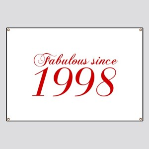 Fabulous since 1998-Cho Bod red2 300 Banner
