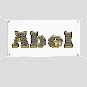 Abel Gold Diamond Bling Banner