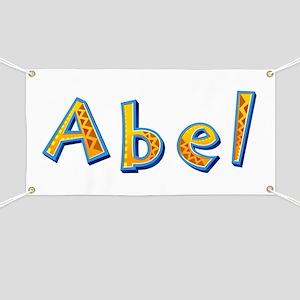 Abel Giraffe Banner