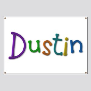 Dustin Play Clay Banner