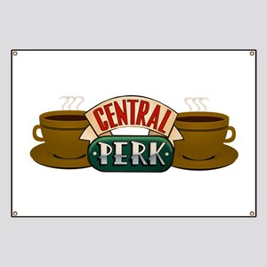Friends Central Perk Banner