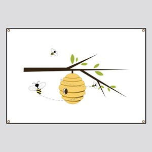 Beehive Banner