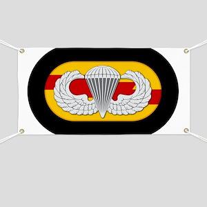 75th Ranger Airborne Banner
