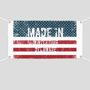 Made in Winterthur, Delaware Banner