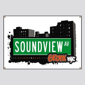 Soundview Ave Banner