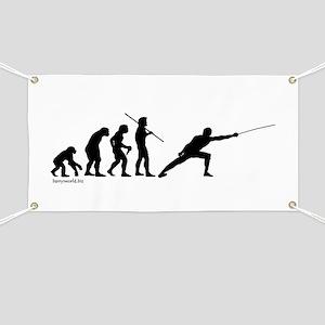 Fencing Evolution Banner