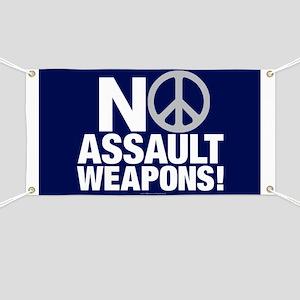 Ban Assault Weapons Banner