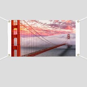 Golden Gate Bridge Banner