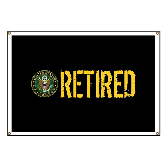 U.S. Army Retired